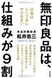 無印良品は、仕組みが9割/松井 忠三【読書メモ】