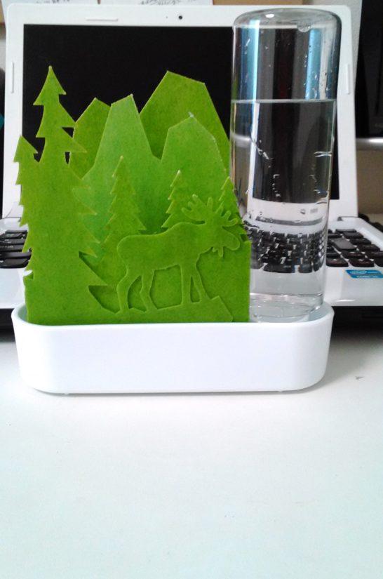 2017年Amazonで買ってよかったもの:卓上ECO加湿器