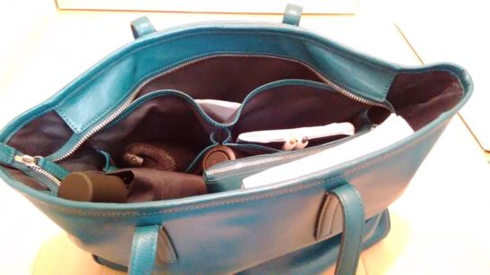 2017年Amazonで買ってよかったもの:牛本革の『ビジネストートバッグ』