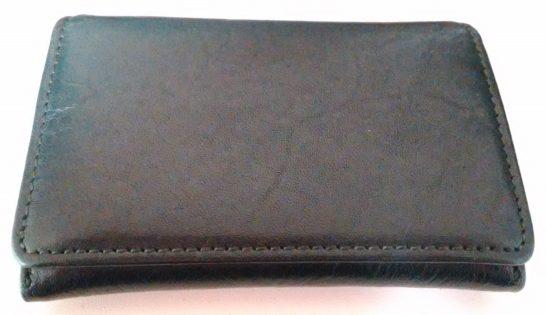 2017年Amazon買ってよかったもの:牛本革の『名刺入れ・カードケース』